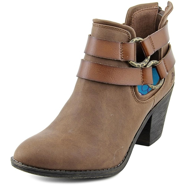 Blowfish Sucrra Women Round Toe Synthetic Ankle Boot