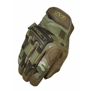 Mechanix Wear MCX-MPT-78-011 Multicam M-Pact Camouflage Gloves - Xl