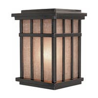 Dolan Designs 9142 Craftsman / Mission 1-Light Outdoor Wall Sconce from the Freeport Collection - winchester - n/a