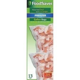 Food Saver Gal Foodsavr Freezer Bag