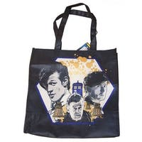 Doctor Who 50th Anniversary Anthony Dry Tote Bag - Multi