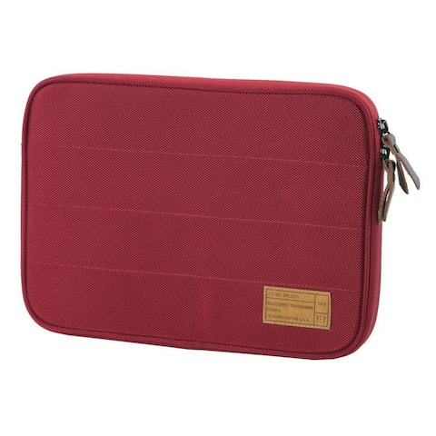 HEX Sleeve with Rear Pocket for Microsoft Surface 3, Red