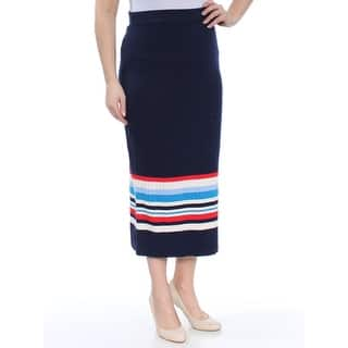 d8498a485 Blue Skirts | Find Great Women's Clothing Deals Shopping at Overstock