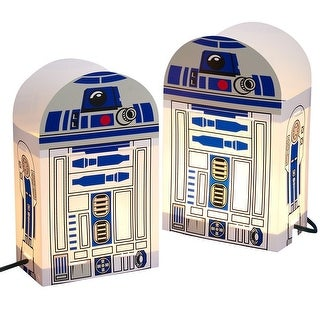 Star Wars 5/L Outdoor Luminary R2D2