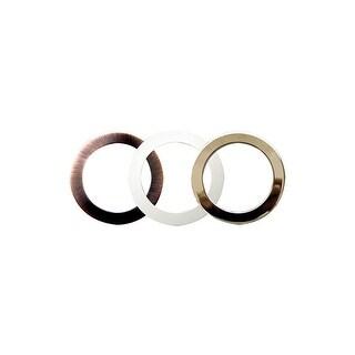 "Elco OVP7 6"" Oversized Plastic Trim Ring"