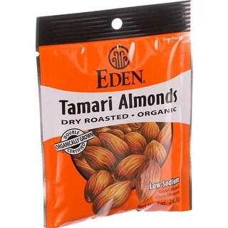 Eden Foods - Tamari Almonds ( 12 - 1 OZ)