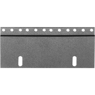 "Bud Industries Inc. - Adapter Mounting Bracket, 3.5"" Panel Height"