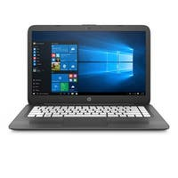 "Refurbished - HP Stream 14-AX030WM 14"" Laptop Intel Celeron N3060 1.6GHz 4GB 32GB eMMC Win10"