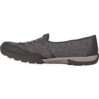 Bare Traps Womens Holeigh Fabric Low Top Slip On Walking Shoes