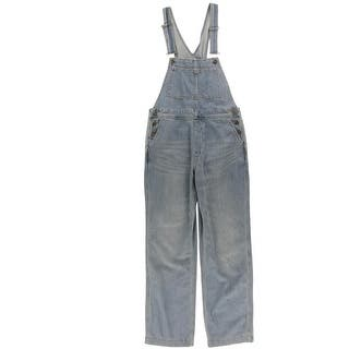 Free People Womens Davis Overall Jeans Denim Bibs https://ak1.ostkcdn.com/images/products/is/images/direct/4d32e883b20502fc36a881280a892ab7ea8141fe/Free-People-Womens-Davis-Overall-Jeans-Denim-Bibs.jpg?impolicy=medium