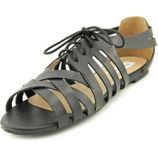 Steve Madden Epiic Women Open Toe Synthetic Gladiator Sandal