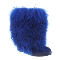 Bearpaw Women's Boetis II Cobalt Blue
