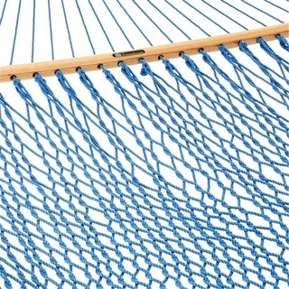 Hammocks Presidential DuraCord Rope Hammock - Coastal Blue