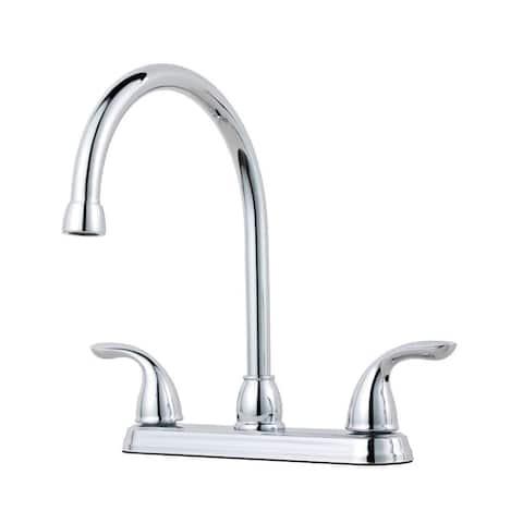 Pfister G136-200 Pfirst Series Gooseneck Kitchen Faucet -