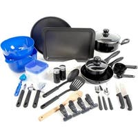Gibson 91923.59 Gh 59pc Cookware Combo Set
