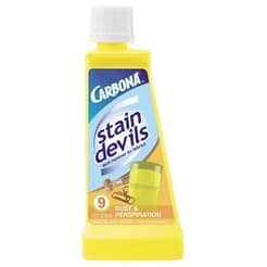 Carbona 403/24 Stain Devils Rust & Perspiration Remover, 1.7 Oz