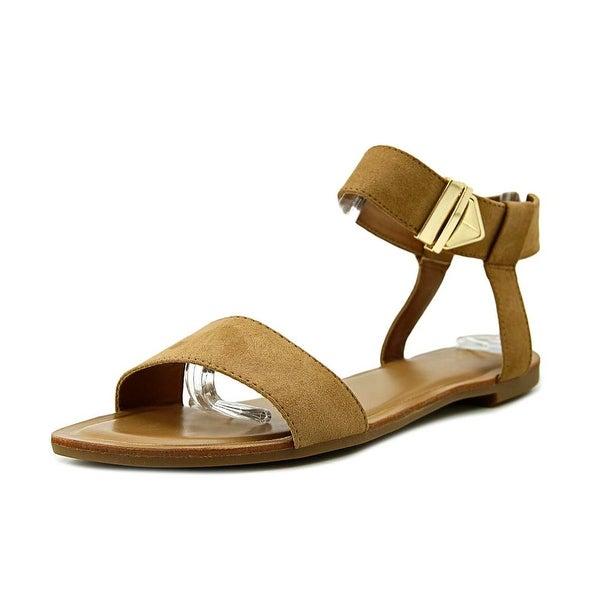 Bar III Victor Women Dark Tan Sandals
