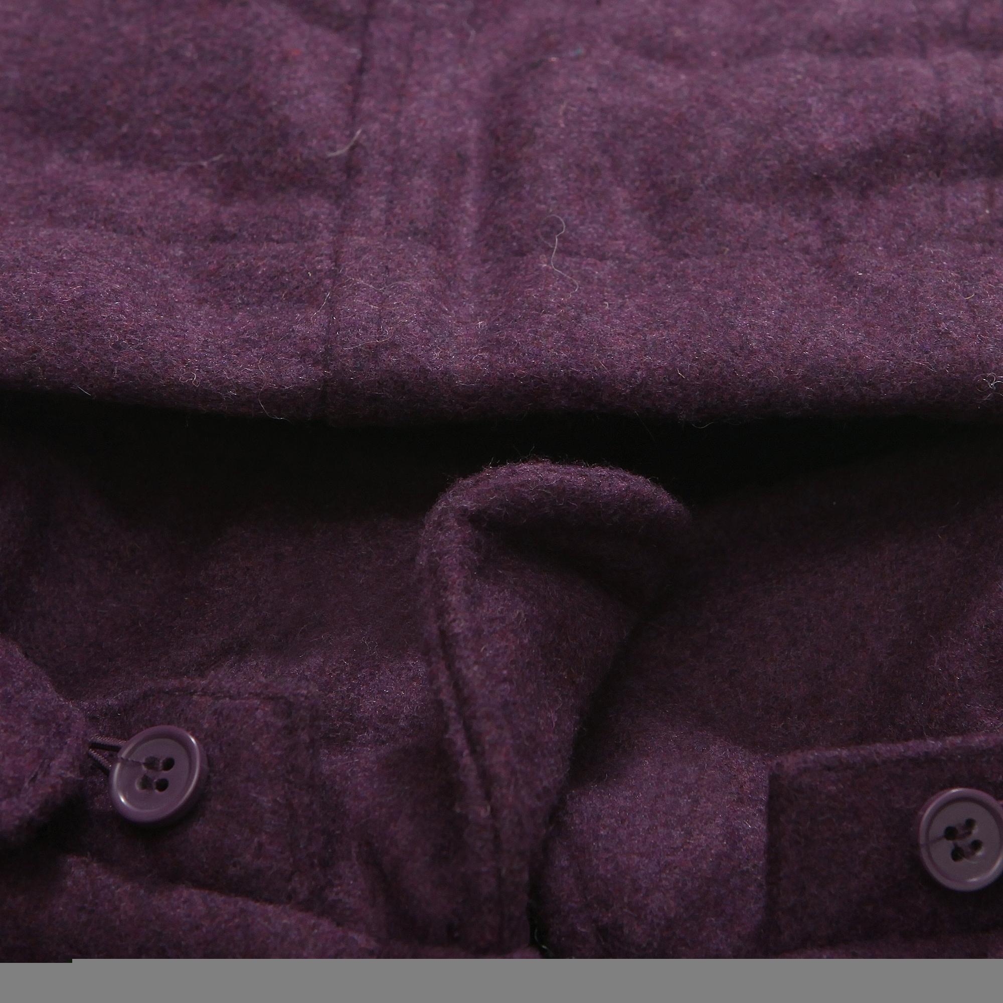 KAOKAOO Children Girls Padded Overcoat Down Jacket Outwear Winter Parka with Fur Hood