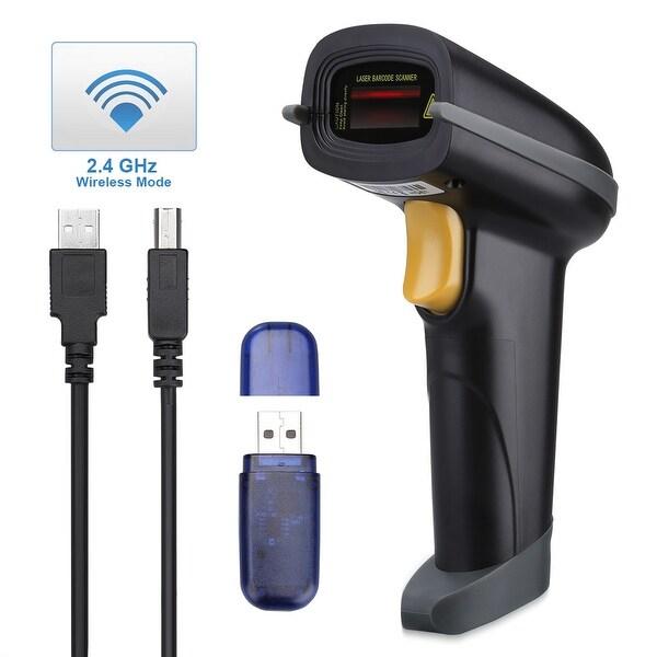 2 4GHz Wireless Barcode Scanner