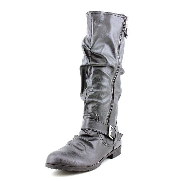 Material Girl Linden Womens Fashion Knee-High Boots