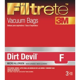 3M Dirt Devil F Vacuum Bag