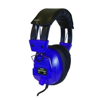 Avid Education Headphones - Classroom Pack, Blue