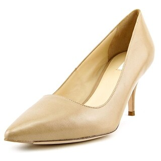 Cole Haan Bradshaw Pointed Toe Leather Heels