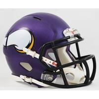 Minnesota Vikings Speed Mini Helmet