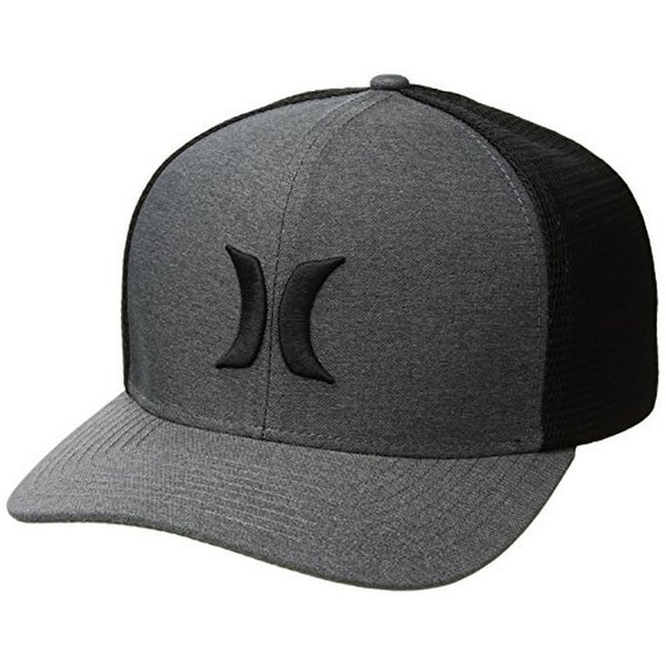 Shop Hurley Mens One And Textures Trucker Hat - On Sale - Free Shipping On  Orders Over  45 - Overstock.com - 22133392 29bc3811d01d