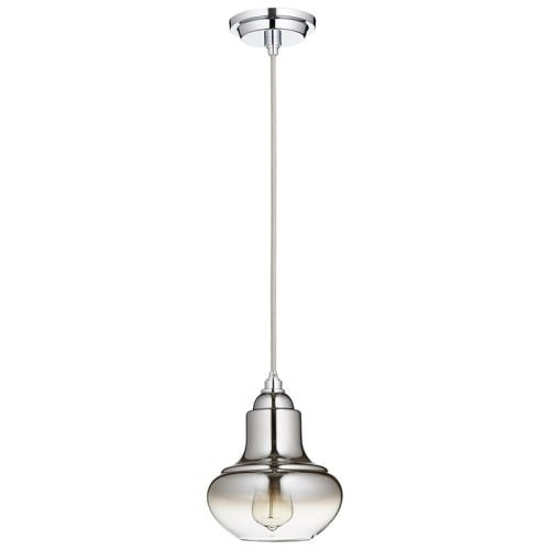 Cyan Design Camille One Light Pendant Camille 1 Light Pendant with Copper Shade