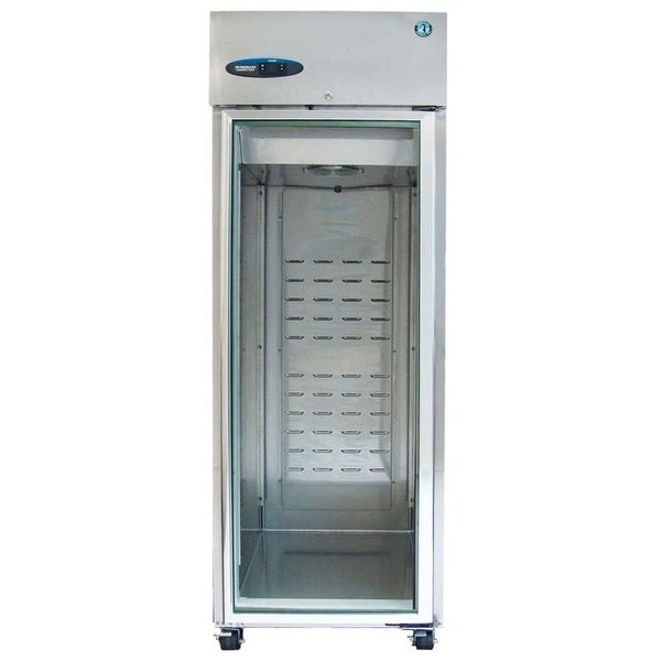 Shop Hoshizaki Cf1s Fgy 23 Cu Ft Glass Door Reach In Freezer