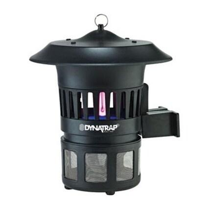 Dynatrap DT1100 Flying Insect Eliminator 1/2 Acre Black