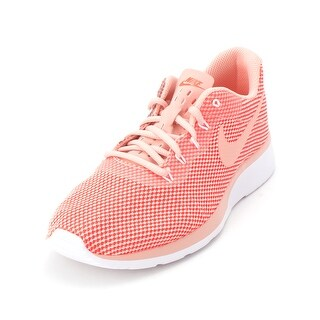 Nike Womens Tanjun Racer Low Top Lace Up Running Sneaker