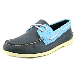 Sperry Top Sider A/O 2-Eye Dual Tone Boat Shoes Men Boat Shoe