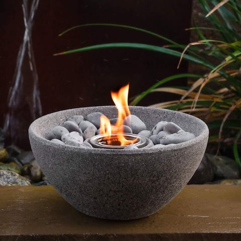Basin Table Top Fire Bowl - Basin Fire Bowl