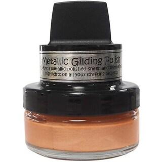 Apricot - Cosmic Shimmer Metallic Gilding Polish
