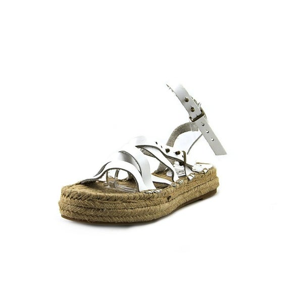 Splendid Erin Open Toe Leather Gladiator Sandal