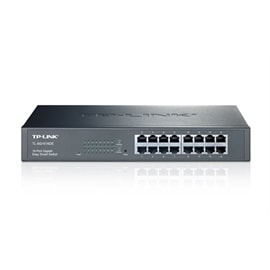 TP-Link Network TL-SG1016DE 16Port Gigabit Easy Smart Switch 10/100/1000Mbps Retail