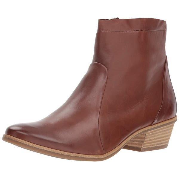finest selection nice shoes crazy price Shop Paul Green Womens Shaw Leather Closed Toe Ankle Fashion ...