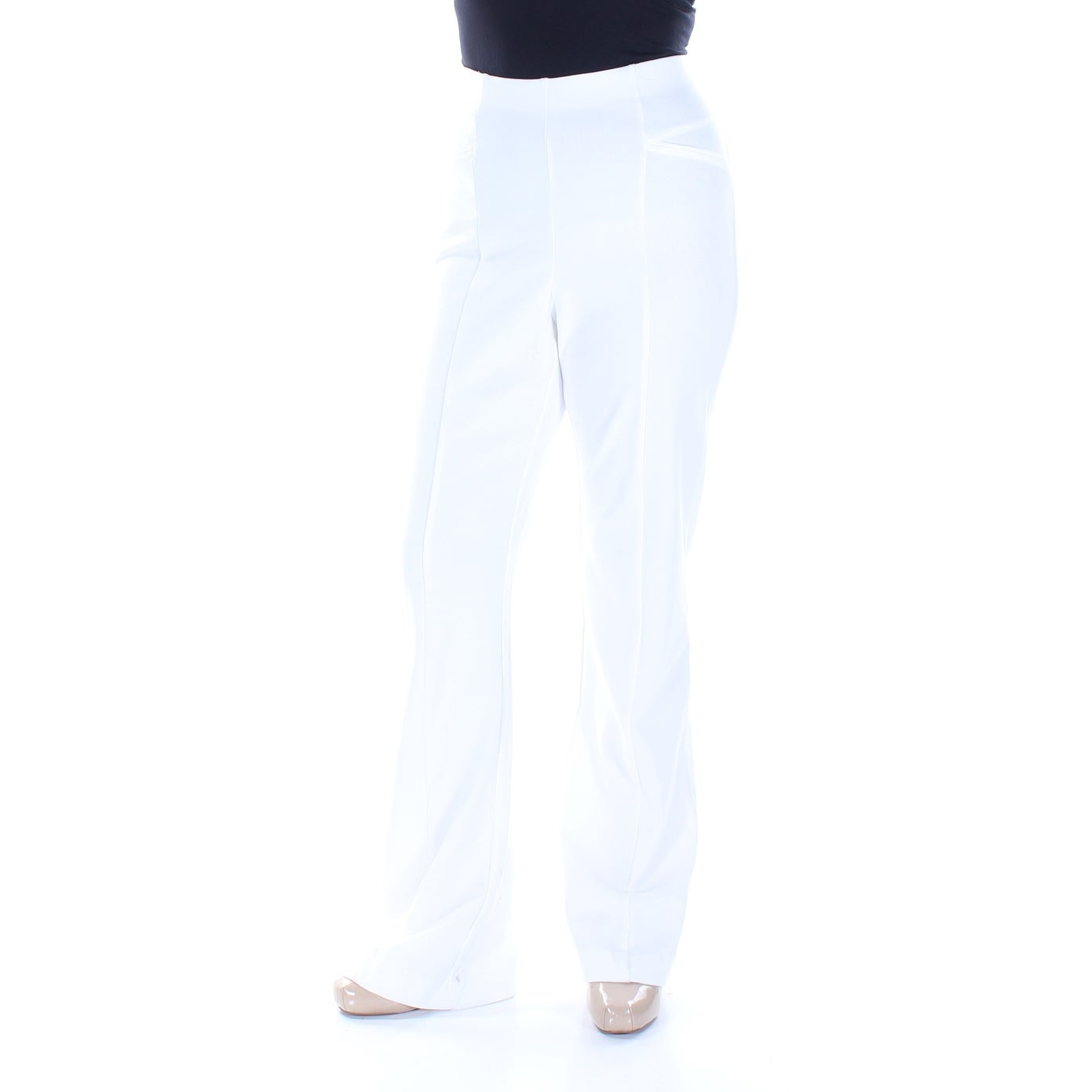 Shop Inc 70 Womens 1004 White Wear To Work Pants 14 B B Free Shipping On Orders Over 45 Overstock 22432728