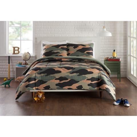Covert Camo Comforter Set