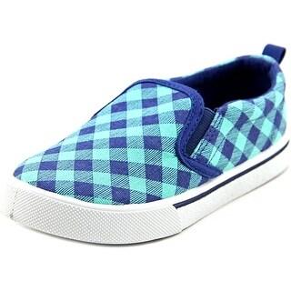 Osh Kosh Austin 2 Youth Round Toe Canvas Multi Color Sneakers