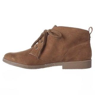 Indigo Rd. Womens Alabama Fabric Closed Toe Ankle Fashion Boots