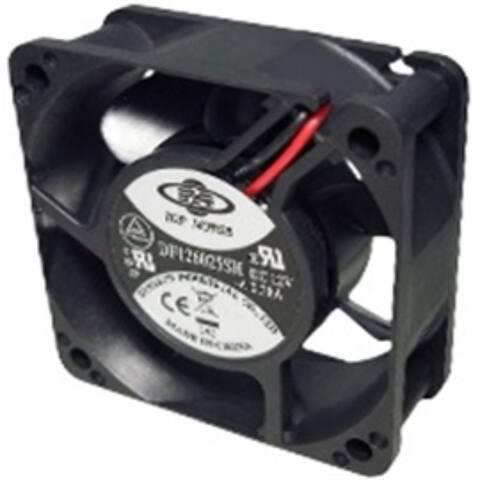 Dynatron Fan DF126025BM-PWMG 60x60x25mm Ball Bearing High Speed 2Pin Retail