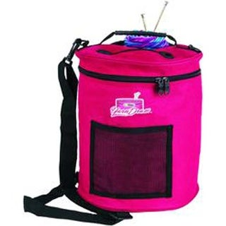 "Raspberry - ArtBin Yarn Drum 12""X12.75"""