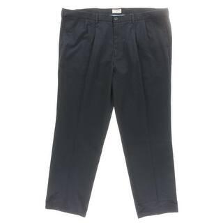 Dockers Mens Big & Tall Khaki Pants Twill Wrinkle Resistant|https://ak1.ostkcdn.com/images/products/is/images/direct/4d55bc6686cf2fe3db269d04ac8920cb9b4eebfd/Dockers-Mens-Big-%26-Tall-Khaki-Pants-Twill-Wrinkle-Resistant.jpg?impolicy=medium