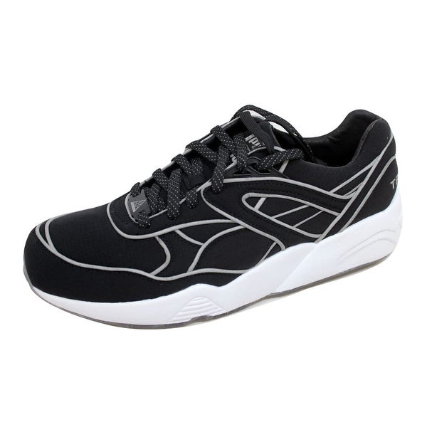Puma Men's Trinomic R698 x ICNY Black/White 358561 01 Size 11