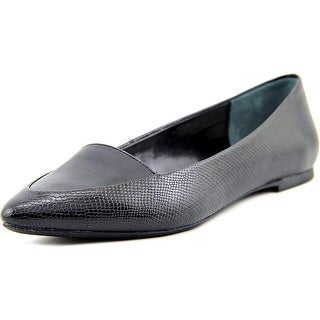 Alfani Lawrent Women  Pointed Toe Synthetic Black Flats
