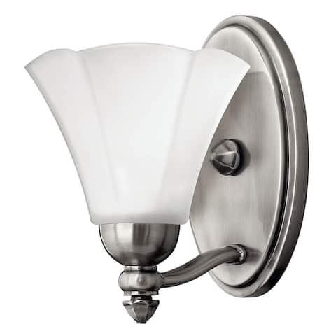 "Hinkley Lighting 5870 9"" Tall Bathroom Sconce"