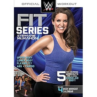 WWE Fit Series for Women [DVD]
